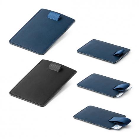 Porte-cartes sécurisé RFID personnalisé POPPY