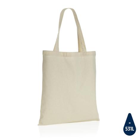 Tote bag personnalisé coton recyclé 145 gr Impact