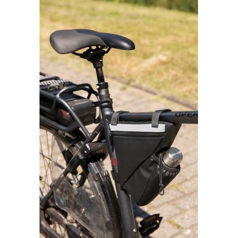 Sacoche réfléchissante pour vélo personnalisée