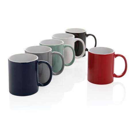Mug design classique publicitaire 350 ml