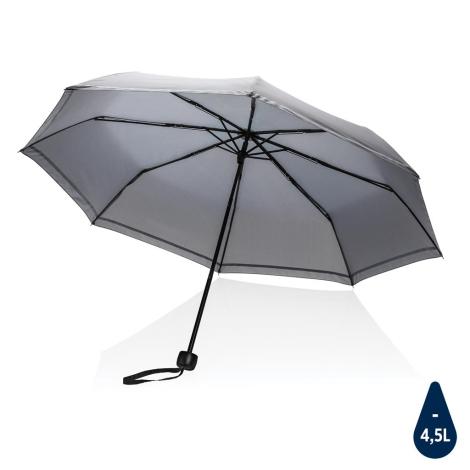 """Mini parapluie 20.5"""" rPET personnalisé Impact"""