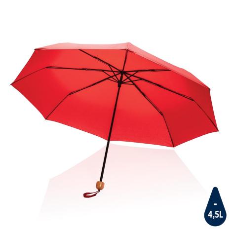 """Mini parapluie 20.5"""" rPET promotionnel Impact"""