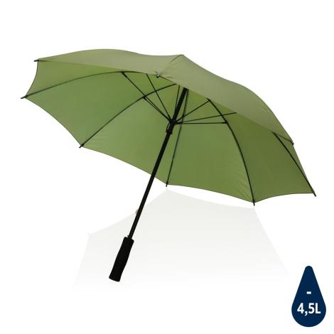 """Parapluie tempête 23"""" en rPET personnalisé Impact"""