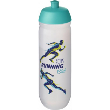 Bouteille de sport publicitaire 750 ml HydroFlex™ Clear