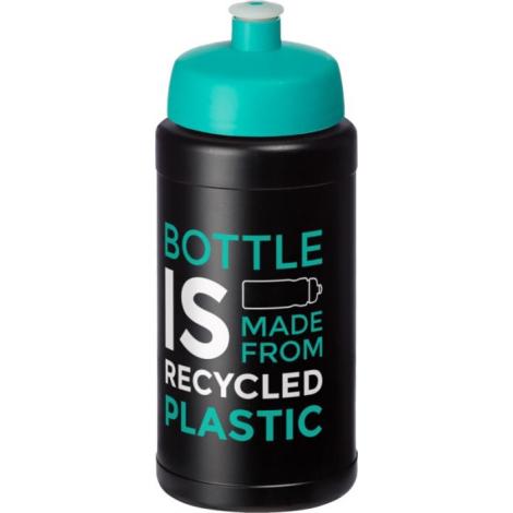 Gourde de sport recyclée personnalisée 500ml BASELINE