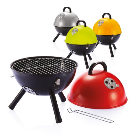 Barbecue chaudron publicitaire