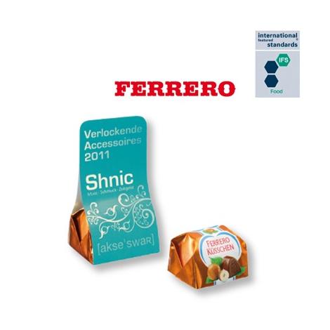 """""""Kusschen"""" de Ferrero/mon Chéri publicitaire"""