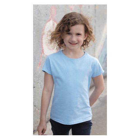 T-shirt ValueWeight Petite fille
