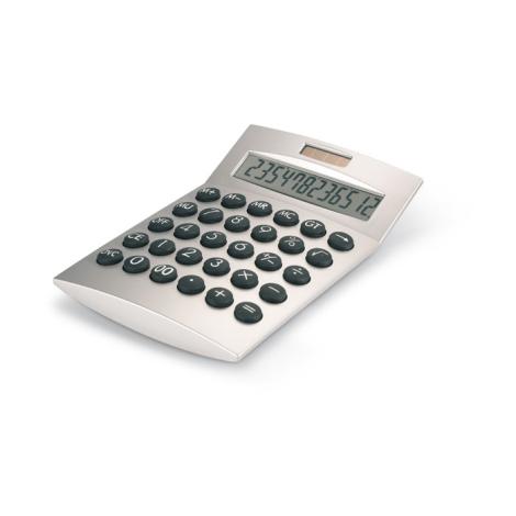 Calculatrice publicitaire - BASICS