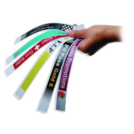 Bracelet de contrôle publicitaire - Link