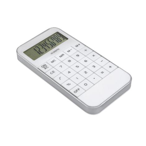 Calculatrice publicitaire - Zack