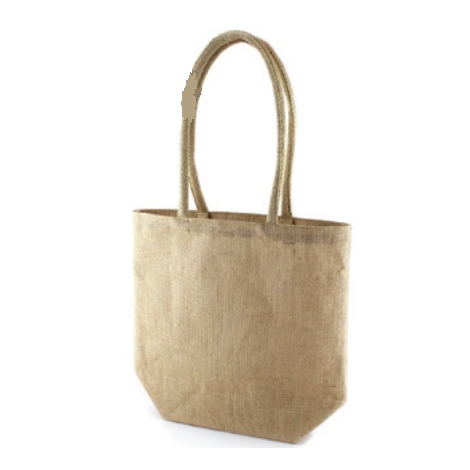 Sac shopping promotionnel en jute - FARASI