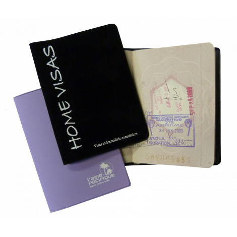 Protège passeport promotionnel