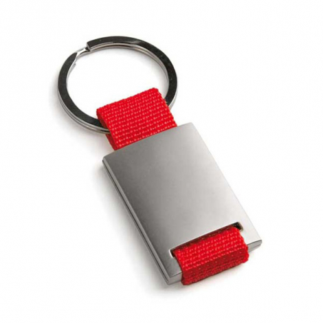Porte-clés en métal publicitaire