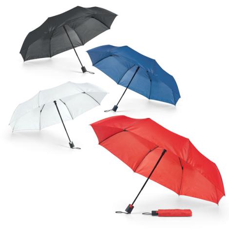 Parapluie publicitaire pliable automatique