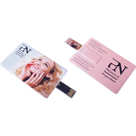 Clé USB CREDIT CARD
