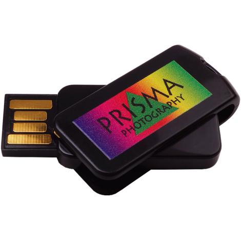 Clé USB personnalisée - STICK SMART TWISTER