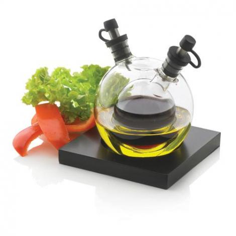 Set huile et vinaigre publicitaire - ORBIT