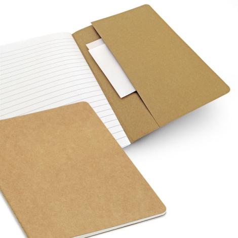Bloc note personnalisable en carton recyclé