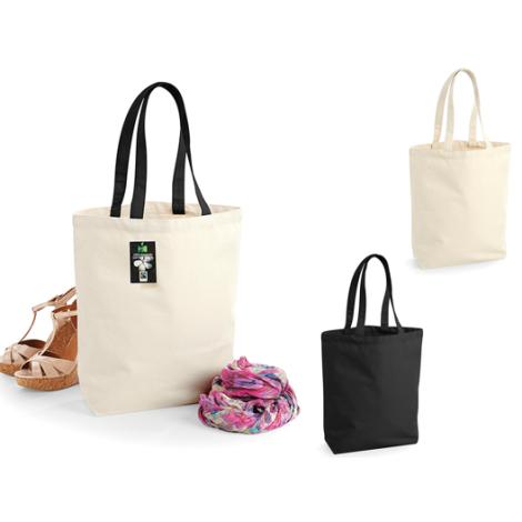 Tote bag personnalisable en coton 407 gr - Camden