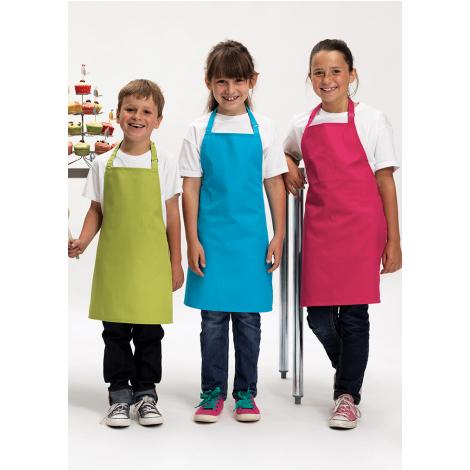 Tablier promotionnel pour enfants