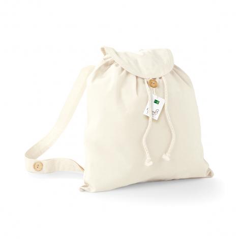 Sac à dos en coton spécial Festival - 170 grs