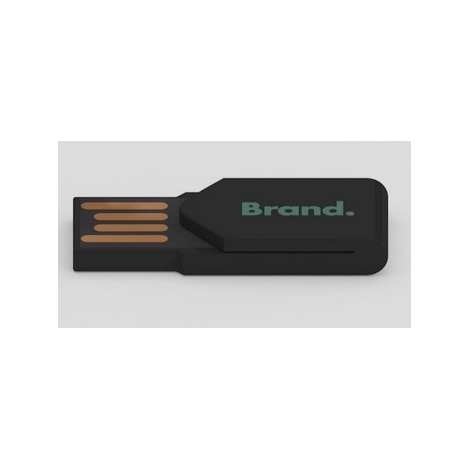 Clé USB publicitaire Business Clip