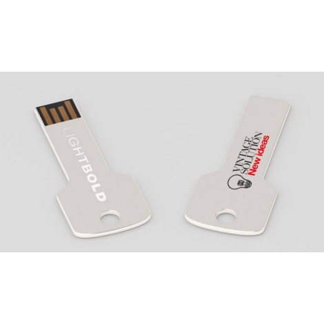Clé USB personnalisable FlashKey Square