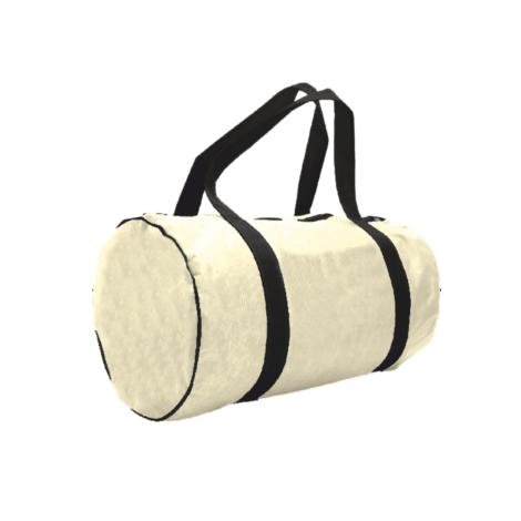 Sac de sport coton naturel - 150grs
