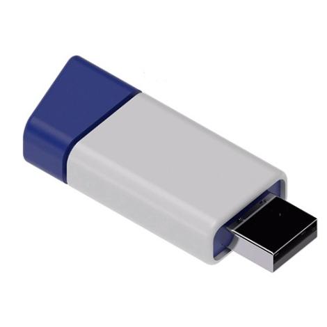Clé USB plate flow personnalisable