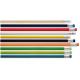 Crayon de papier publicitaire avec gomme
