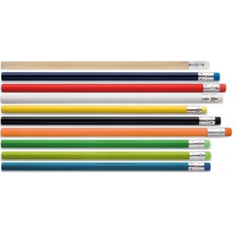 Crayon de papier avec gomme