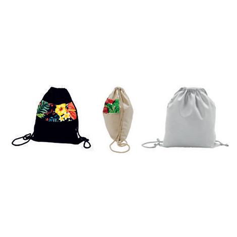 Gym bag coton publicitaire 240 g
