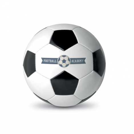 Ballon football personnalisable