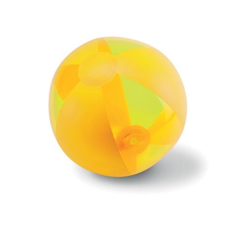 Ballon de plage gonflable et publicitaire - AQUATIME