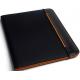 Conférencier A4 en simili-cuir et nylon 800D