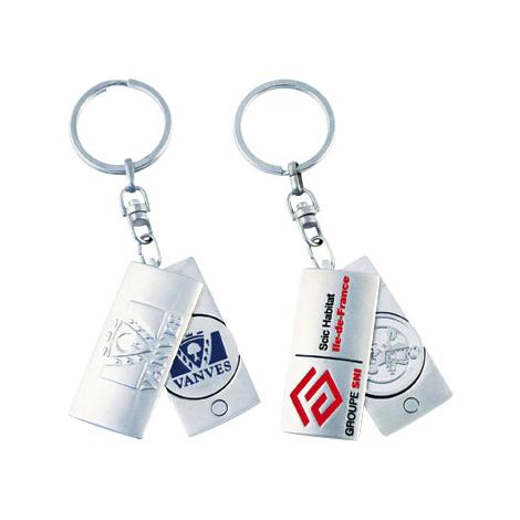 Porte-clés jeton Totem