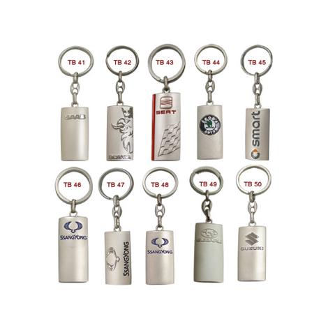 Porte-clés publicitaire - Totem premium