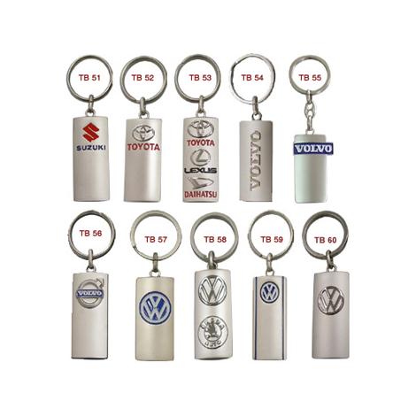 Porte-clés Totem