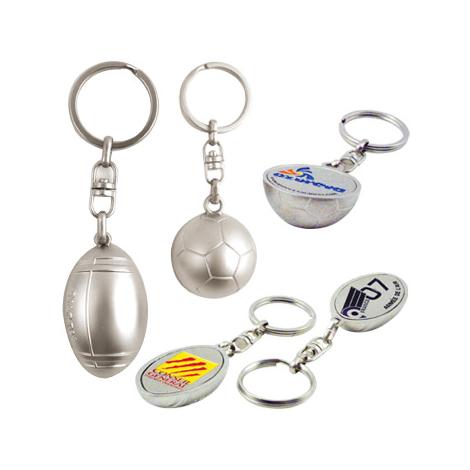 Porte-clés publicitaire - ballon