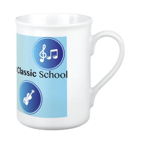 Mug personnalisable - Pics Classic