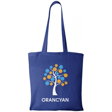 Tote bag personnalisable coton 100 g - Carolina