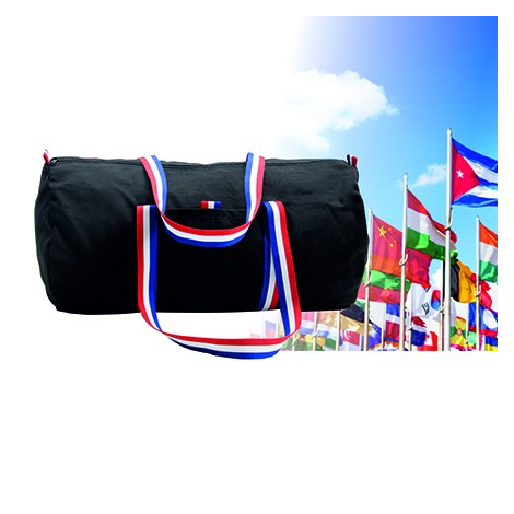 Sac de sport publicitaire coton 240 gr - NATION BAG