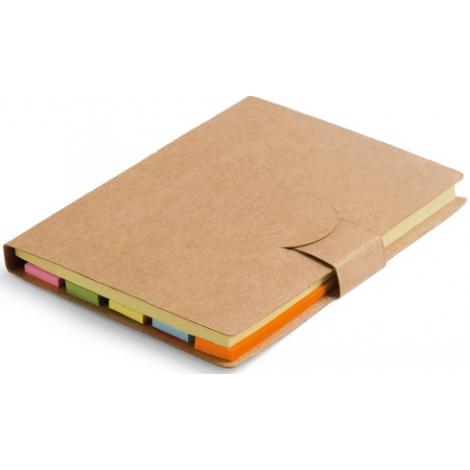 Bloc-notes en carton à personnaliser