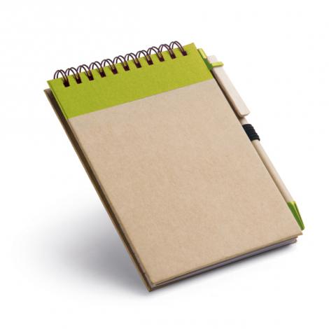 Bloc notes carton