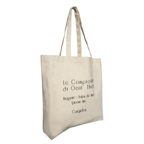 Sac shopping publicitaire en coton 330 gr - SURAT