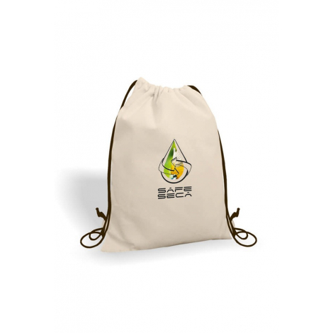 Gym bag en coton 160 g - GAYA