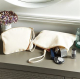 Trousse personnalisable en coton bio 407 gr