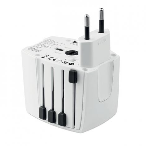 Adaptateur publicitaire - MUV USB SKROSS