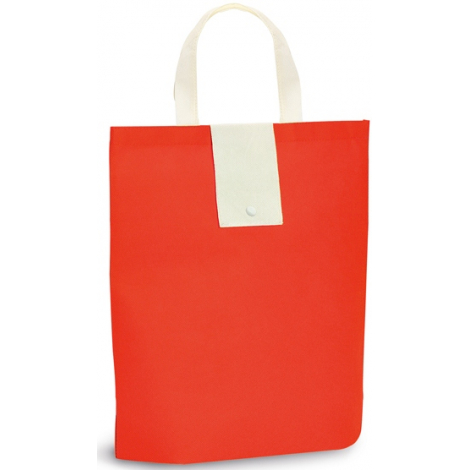 Sac shopping pliable promotionnel